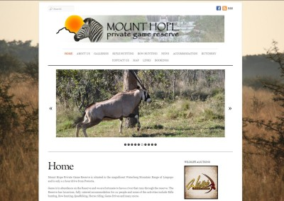 Mount Hope Game Reserve