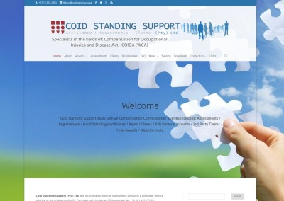 Coid Standing