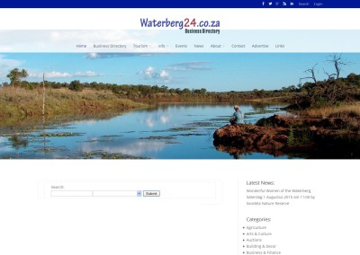 Waterberg24.co.za Business Directory
