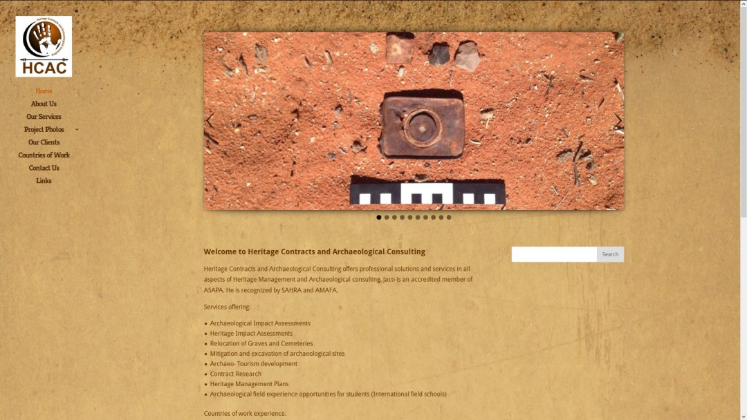 Heritage Contracts and Archaeological Consulting | Modimolle