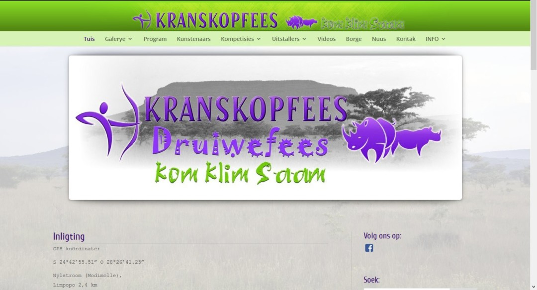 Kranskopfees in Nylstroom | Modimolle