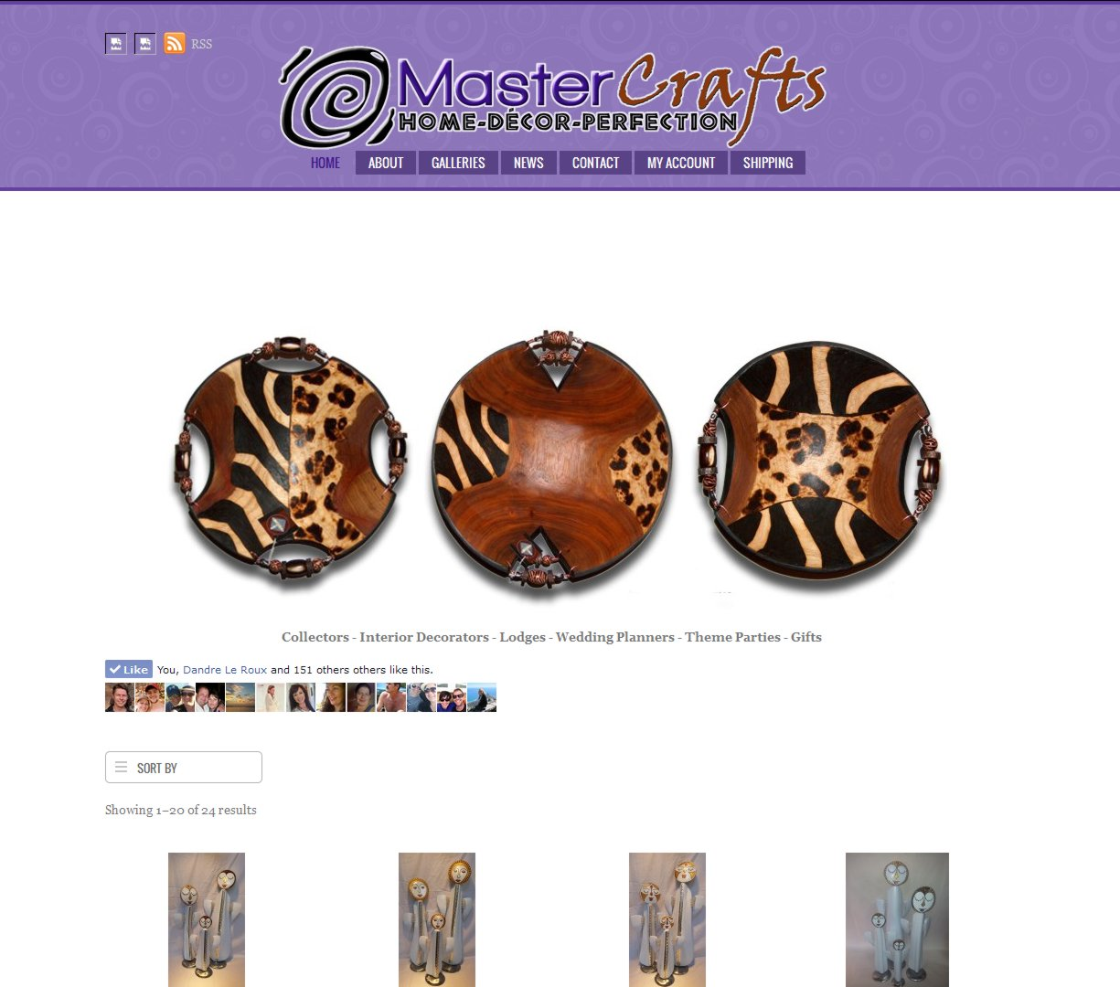 Co Domain Name: Domain Name Www.crafters.co.za For Sale